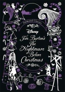 DISNEY ANIMATED CLASSICS NIGHTMARE BEFORE CHRISTMAS HC