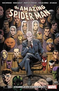 AMAZING SPIDER-MAN BY SPENCER TP VOL 14 CHAMELEON CONSPIRACY【再入荷】