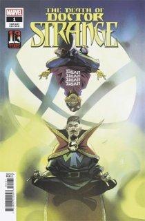 DEATH OF DOCTOR STRANGE #1 (OF 5) MILES MORALES 10TH ANNIV V