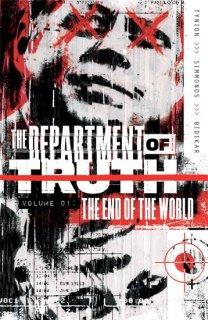 DEPARTMENT OF TRUTH TP VOL 01【再入荷】