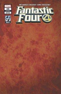 FANTASTIC FOUR #36 WRPAD FLAME VAR
