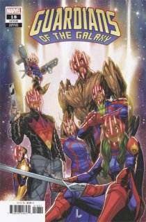GUARDIANS OF THE GALAXY #18 BALDEON VAR ANHL