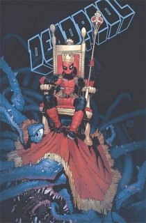 KING DEADPOOL TP VOL 01 HAIL TO THE KING【再入荷】