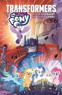 MY LITTLE PONY TRANSFORMERS TP FRIENDSHIP IN DISGUISE【再入荷】