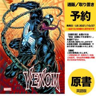 【予約】VENOM #1(US2021年10月27日発売予定)