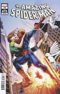 AMAZING SPIDER-MAN #74 FERREIRA VAR