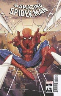 AMAZING SPIDER-MAN #74 YU VAR