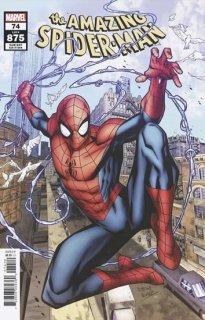 AMAZING SPIDER-MAN #74 GOMEZ VAR