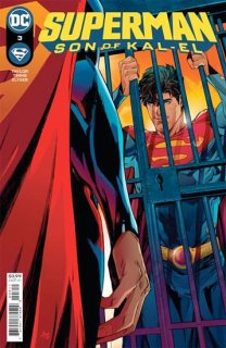 SUPERMAN SON OF KAL-EL #3 CVR A JOHN TIMMS
