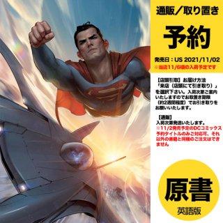 【予約】BATMAN SUPERMAN AUTHORITY SPECIAL #1 (ONE SHOT) CVR B LEE CARD STOCK VAR(US2021年11月02日発売予定)