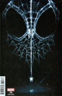 AMAZING SPIDER-MAN #75 GLEASON WEBHEAD VAR