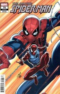 AMAZING SPIDER-MAN #75 RON LIM VAR