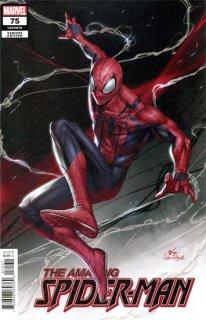 AMAZING SPIDER-MAN #75 INHYUK LEE VAR