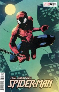 AMAZING SPIDER-MAN #75 OGLE VAR