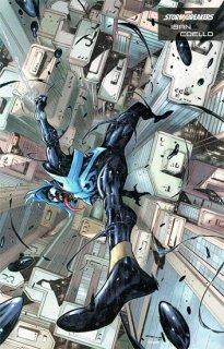 AMAZING SPIDER-MAN #75 COELLO STORMBREAKERS VAR