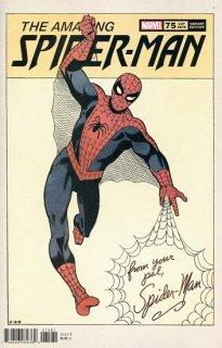 AMAZING SPIDER-MAN #75 1:50 DITKO HIDDEN GEM VAR