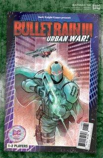 BATMAN #114 CVR C INC 1:25 DYLAN TEAGUE CARD STOCK VAR (FEAR STATE)
