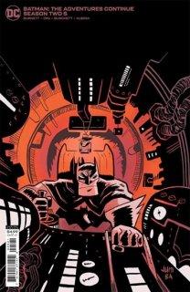 BATMAN THE ADVENTURES CONTINUE SEASON II #5 (OF 7) CVR B JUNI BA CARD STOCK VAR