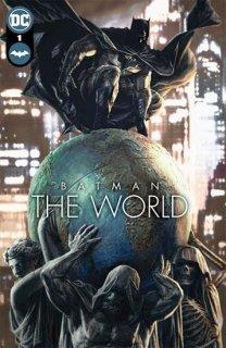 BATMAN THE WORLD HC【再入荷】