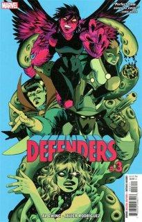 DEFENDERS #3 (OF 5)