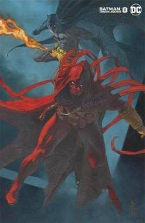 BATMAN URBAN LEGENDS #8 CVR C RICCARDO FEDERICI VAR (FEAR STATE)