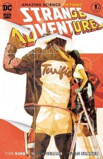 STRANGE ADVENTURES #12 (OF 12) CVR A MITCH GERADS