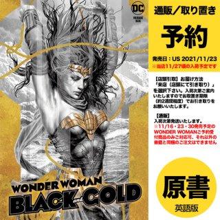 【予約】WONDER WOMAN BLACK & GOLD #6 (OF 6) CVR A LEE BERMEJO(US2021年11月23日発売予定)