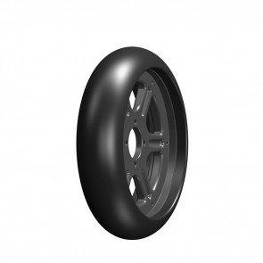GRP GRX12-R2 フロントスーパーソフトタイヤ 1/5バイク用