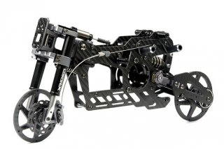 X-Rider 1/5 Scorpio RC バイクキット