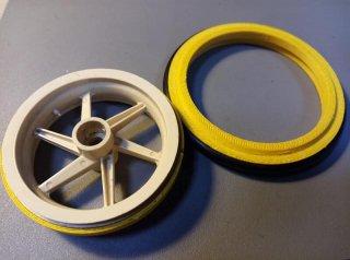G-8411-C RR O-ring Insert