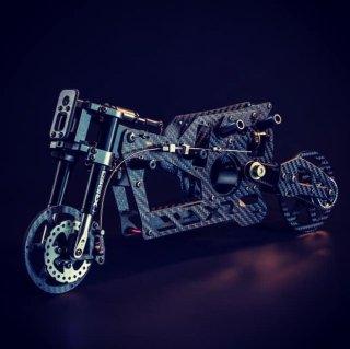 NEW X-Rider 1/5 Scorpio RC バイクキット TEAM EDITION