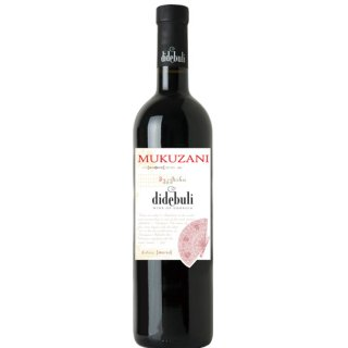 [ジョージアワイン] トビルヴィーノディデブリ ムクザニ 750ml