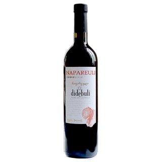 [ジョージアワイン] トビルヴィーノ ディデブリ ナパレウリ 750ml
