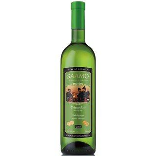 [ジョージアワイン] シュフマン サーモ ツィナンダリ 750ml