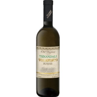 [ジョージアワイン] ヴァジアニ ツィナンダリ 750ml