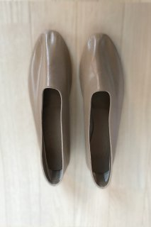 [Martiniano] Glove Leather フラットシューズ (Coco)