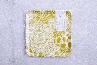 角皿−型染紙