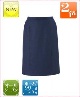 清楚でスマートなセミタイトスカート