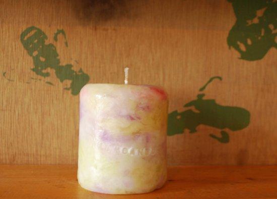 yuragi candle S 01