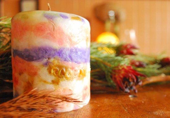 yuragi candle S 107