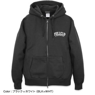 FAT ARCH HOODIE ZIP UP|ファットアーチフーディー ジップアップ