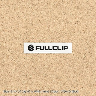 <img class='new_mark_img1' src='https://img.shop-pro.jp/img/new/icons13.gif' style='border:none;display:inline;margin:0px;padding:0px;width:auto;' />FC LOGO CUTTING STICKER S|FCロゴカッティングステッカー Sサイズ