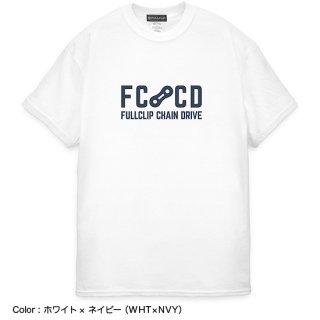 CHAIN DRIVE TEE[FCCD]|チェーンドライブTシャツ[FCCD]