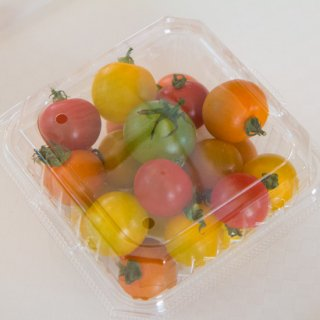 おぢかミニトマト 200g【りんたろうふぁ〜む】