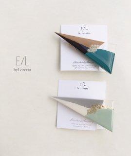 (全2色)3color hair clip