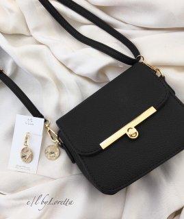 【選べるチャームset】Mini shoulder bag