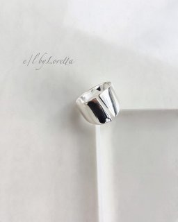 Silver925 thick Ring