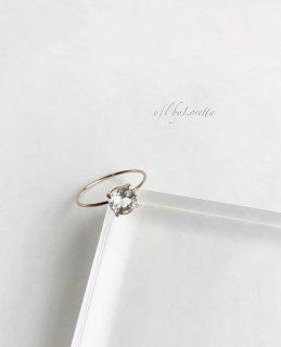 K10 グリーンアメジスト Ring