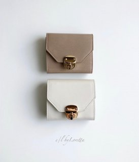 (全2色)Color mini wallet