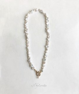 淡水パール necklace�